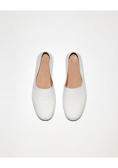[ maison martin margiela line 22 ]: canvas loafer