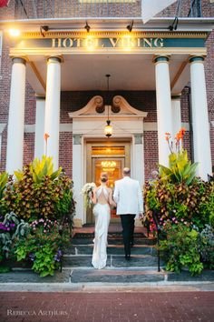 Hotel Viking Newport Wedding Locations Destinations Destination