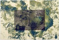 William S. Burroughs | Untitled | Lithograph/etching
