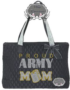 Proud Army Mom Rhinestone Shirt. $25.00, via Etsy. Military Deployment, Military Mom, Army Mom, Us Army, Rhinestone Shirts, Mom And Sister, Prayer Warrior, Troops, Aunt