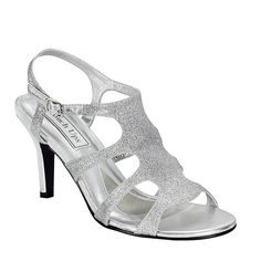 Touch Ups by Benjamin Walk Women's Aphrodite Shoes Synthetic Silver