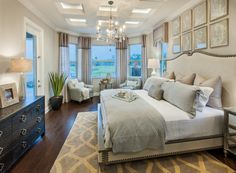 Toll Brothers - Luxurious Master Bedrooms