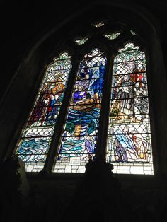 The Loss of the Mary Stanford Lifeboat, Winchelsea Church. Chapter 16, Arts And Crafts Movement, Novels, Mary, Paintings, Glass, Paint, Drinkware, Painting Art