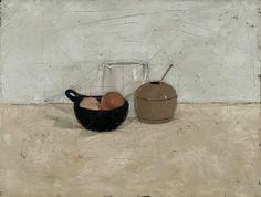 Ann Armitage || Black Bowl and Jug
