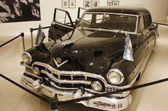 El Cadillac presidencial que usaban Eva y Juan Perón será subastado en Inglaterra - Télam - Agencia Nacional de Noticias