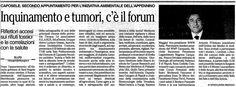 OttoPagine - In relazione all'evento http://www.forumambientale.org/event-view/dallirpinia-alla-valle-del-sele-terre-da-avvelenare-o-salvaguardare/