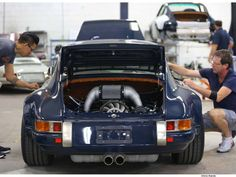 Here's How A 911 Restored By Singer Is Re-Imagined Down To The Last Detail - Petrolicious