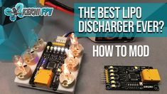 So this video shows how to discharge lipo battery with the URUAV Lipo Discharger and how we can mod it to make that process faster and for under ➲. Work Stress, Hacks Diy, 3d Printing, Shelf Life, Vinegar, Law, Channel, Weather, Storage