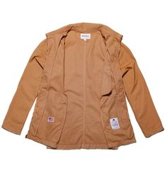 Quarter Century Jacket Lightweight Top Open Amber