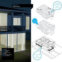 In house - Massimiliano Giberti Architecture