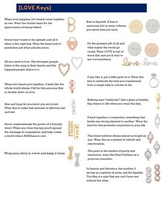 Keep Collective - Key Meanings Spring 2016 Kiss In Spanish, Key Meaning, Keep Collection, Fashion And Beauty Tips, Keep Jewelry, Spring Summer 2016, Love Heart, Meant To Be, Board Ideas