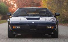 La BMW M1, c'est l'histoire d'une marque qui allait confier à un petit groupe…