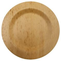 Bamboo Studios 6-Inch Round Plate, 8-Pack, Natural by Eco bamboo ware. $13.95. No dyes are used to alter the color, the bamboo is as close to it's natural form as possible, further reducing envoronmental impact. We use the outer bark or sheath of the bamboo plant, the sheath is collected, steamed, and pressed into shape. Microwave safe, disposable, may hand wash for extended uses (do not submerge in water), dry immediately after washing. Please note that our plates are me...