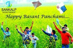 Sankalp Builders (@sankalp_builder)   Twitter Happy Basant Panchami....