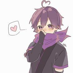 Anime Chibi, Kawaii Anime, Manga Anime, Cool Anime Guys, Cute Anime Boy, Cute Anime Couples, Anime Boy Base, Anime Boy Sketch, Anime Boy Zeichnung