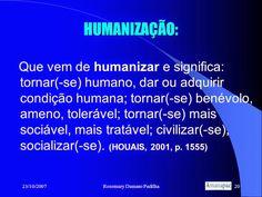 http://engenhafrank.blogspot.com.br: HUMANIZAÇÃO