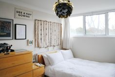 Vote: Help Choose a New Bedroom Ceiling Light Fixture | Apartment Therapy