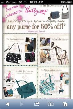 August special - Thirty-one