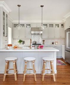 18 best modern open kitchens images kitchen contemporary kitchen rh pinterest com