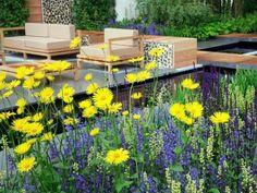 inselbeet anlegen und gestalten bepflanzung das beste. Black Bedroom Furniture Sets. Home Design Ideas
