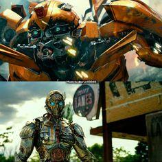 Bumblebee e Cogman, Transformers: O Último Cavaleiro.