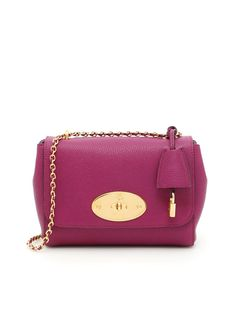faa75bea383 MULBERRY Classic Grain Small Lily Bag.  mulberry  bags  lining  accessories   shoulder bags  charm  suede  hand bags