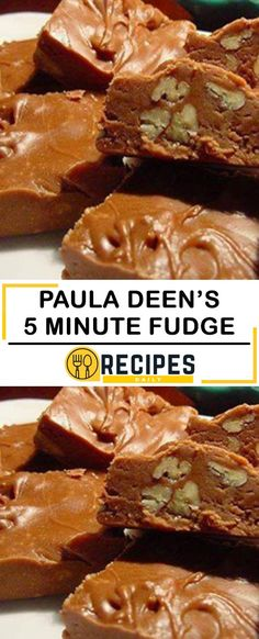 Discover recipes, home ideas, style inspiration and other ideas to try. Fudge Recipes, Candy Recipes, Cheesecake Recipes, Cookie Recipes, Dessert Recipes, Paula Deen, Holiday Baking, Christmas Baking, Christmas Candy