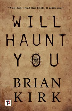 EBook Will Haunt You (Fiction Without Frontiers) Author Brian Kirk, Got Books, Books To Read, Fever Book, Enough Book, Famous Inspirational Quotes, Troubled Teens, Best Horrors, Horror Books, Coffee And Books