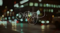 Give your hand-lettering this cool animation effect with this simple tutorial.