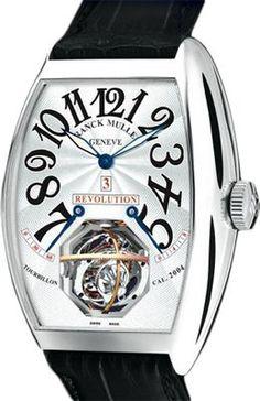 Curvex Revolution 3 Tourbillon 9880 T 3