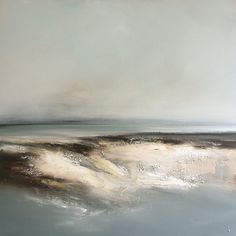 Dion Salvador Lloyd: Floodland (101.5cm x 101.5cm)