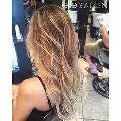 Beyond beautiful! Hair by @nicolette_deckert
