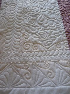 Back of Wendy's quilt by fourseasonsquiltswap, via Flickr