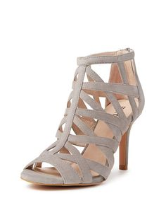 Callie Caged Sandal by Firth at Gilt