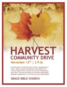 Canned Food Drive Promotional Poster, Adobe Illustrator, 2013 ...