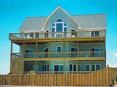 $7795; Rodanthe, NC; 8 bedroom, 6.5 bath; Oceanfront; pool