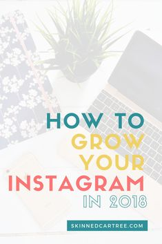 Instagram marketing for 2018 #skinnedcartree #InstagramMarketing #InstagramGrowth #SocialMediaStrategy Instagram Tips, Instagram Accounts, Instagram Story, Instagram Posts, Get In The Mood, Get More Followers, Earn Money Online, Social Media Tips, Blog Tips