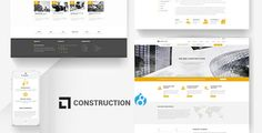 Construction - Building Drupal 8 Theme . User friendly multipurpose construction and building template, which can also be used for architecture or design web sites templates. Some of the main features of the template are extremy customization power and very big set of modern components and features. You can use it for construction