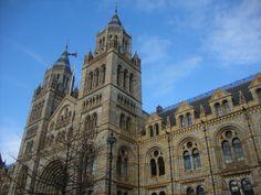 Natural History Museum, London, England