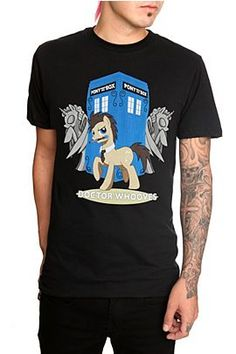 Yes!!! Finally, a matching t-shirt I can agree on with a brony friend!!!