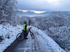 Camaldoli con la neve - http://www.gussagonews.it/camaldoli-neve-dicembre-2014/