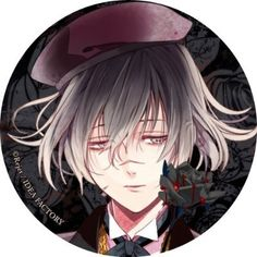 Diabolik Lovers More, More Blood | Avatar Twitter | Azusa Mukami