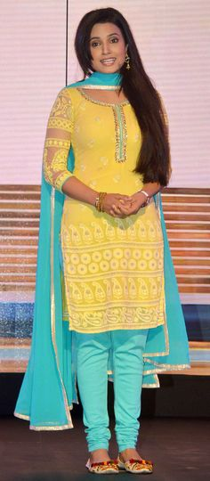 Preeti Chaudhary at a TV channel's launch. #Style #Bollywood #Fashion #Beauty