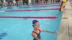 U11 25m Freestyle Girls - Bloom wins for Berkeley
