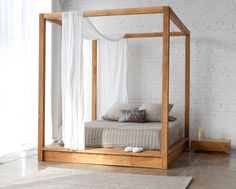 PCH Series Canopy Bed