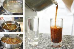 Técnica de cocina: cómo preparar caramelo