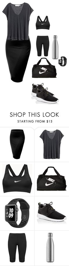 """Untitled #84"" by mayventu1999 on Polyvore featuring J.TOMSON, NIKE and Exelle"