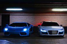#cars #ferari #audi