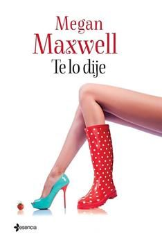 Buy Te lo dije by Megan Maxwell and Read this Book on Kobo's Free Apps. Discover Kobo's Vast Collection of Ebooks and Audiobooks Today - Over 4 Million Titles! Megan Maxwell Pdf, Megan Maxwell Libros, Red Books, I Love Books, Books To Read, Reading Books, All About Me Book, Ebooks Pdf, Books 2016