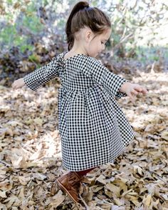 Our 2nd winter release is now available #linkinbio // [bw gingham] hightower dress  @nmhessphotography